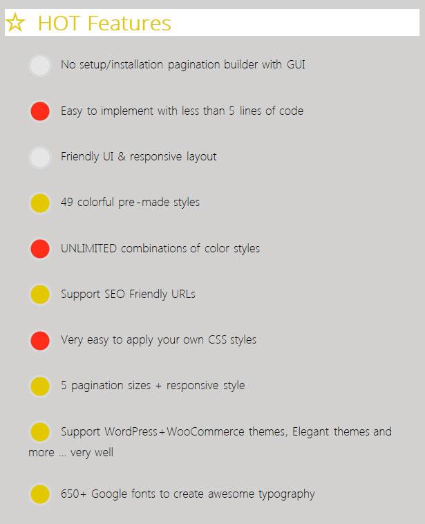 Elegant Navigate Paginator for WordPress - 11