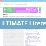 pTemplate: ULTIMATE License