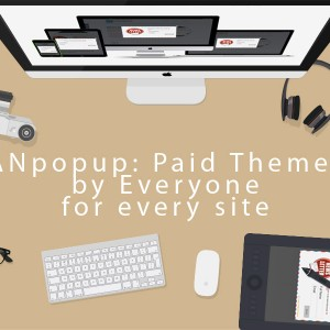 ANpopup: Paid Themes