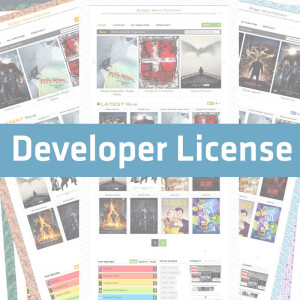 BloggerMP-Developer-License